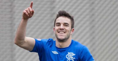 Andy Little: Put Rangers in front