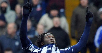 Romelu Lukaku: Has been key to Albion's fine season