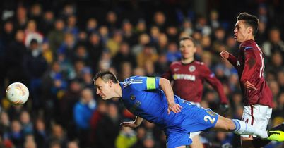 John Terry: Admitted that Chelsea had to dig deep for win