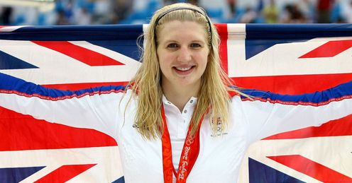 Two-time Olympic gold medalist Rebecca Adlington has announced her retirement from swimming