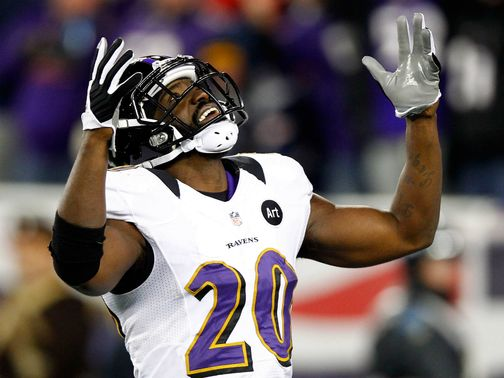 Ed Reed: Baltimore lose star safety to Houston
