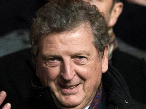 Hodgson's England are fourth in the FIFA rankings