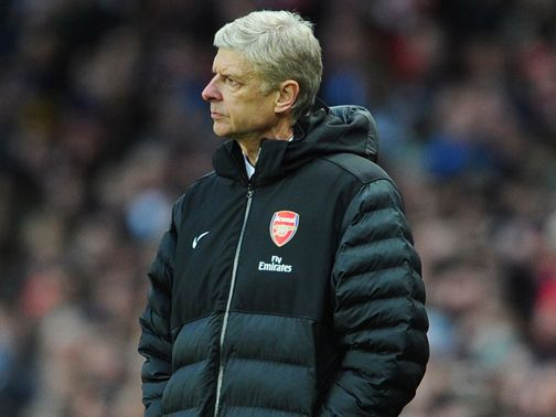 Arsene Wenger's men beat Stoke