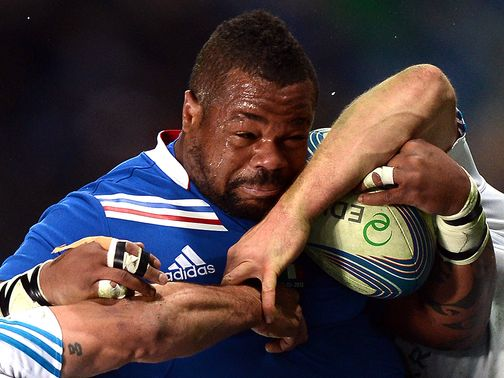 Mathieu Bastareaud: Returns for France