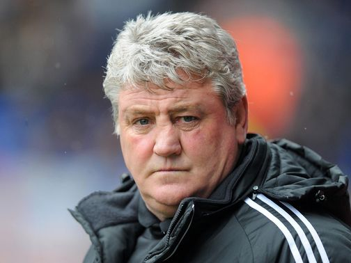 Steve Bruce: 'I've had better days'