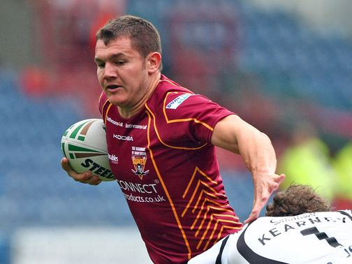 Brett Ferres: 90-metre interception try