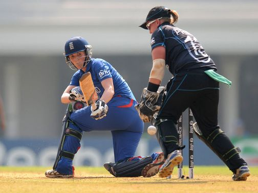 Charlotte Edwards' side are out of the World Cup