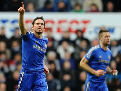Frank Lampard: Seeking silverware