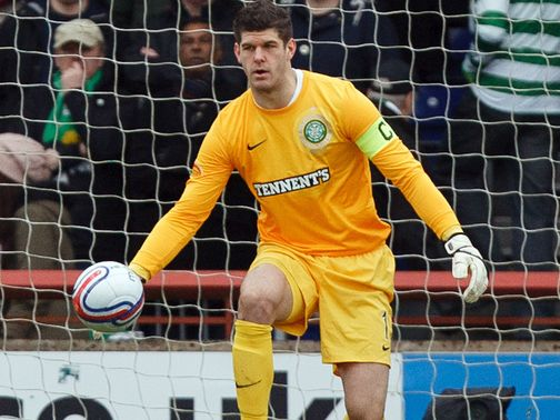 Fraser Forster: Keen to play in the Premier League