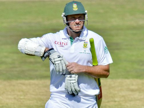 Graeme Smith: South Africa skipper