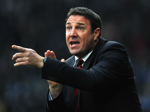 Mackay: Hailed his side's performance at Molineux