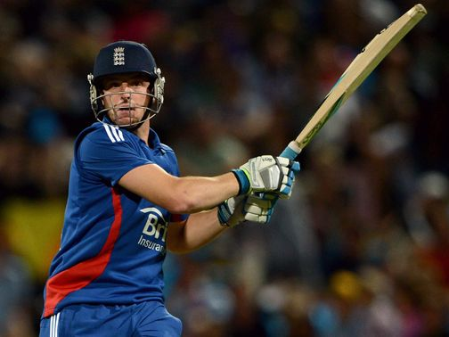 Jos Buttler:Smacked 54 in England's heavy defeat