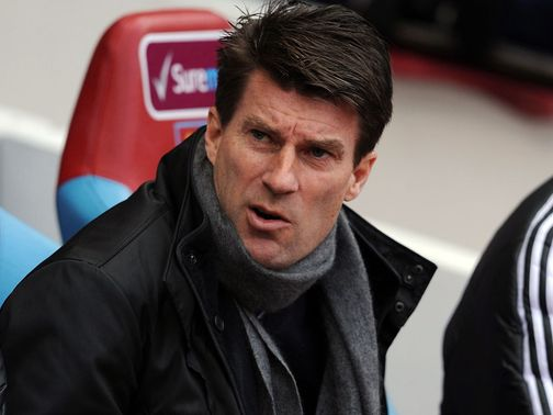 Laudrup will be given transfer funds in the Summer.