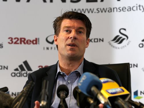 Michael Laudrup: Not focusing on his future at the moment