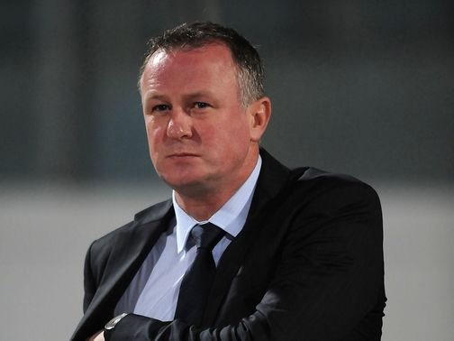 Michael O&#39;Neill: Admits his side were not good enough