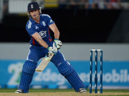Buttler: England contract