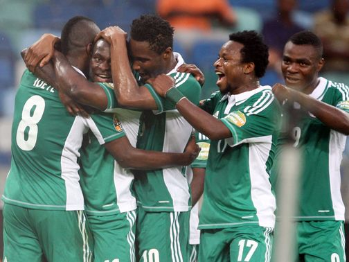 Nigeria beat Mali 4-1 to progress to the final