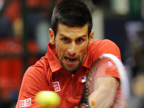 Djokovic: Got the better of Rochus