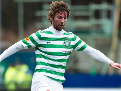 Paddy McCourt: Celtic winger set for contract talks