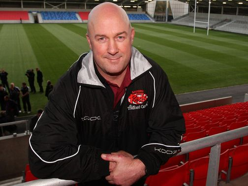 Phil Veivers: Leaving Salford City Reds