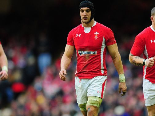 Warburton: Only on bench for unchanged Wales
