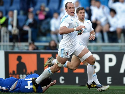 Sergio Parisse: Can face England on Saturday