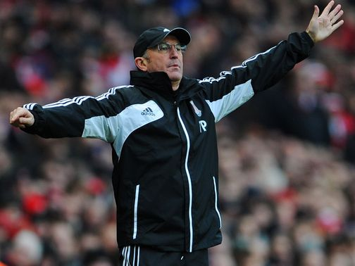 Tony Pulis: Goalkeeping options