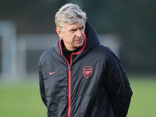 Arsene Wenger: Backed by Peter Hill-Wood