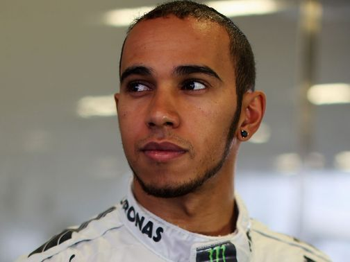 Lewis Hamilton: First season with Mercedes