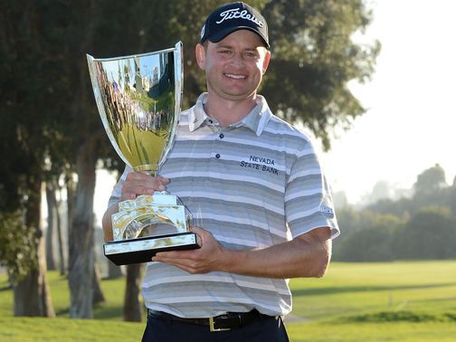 John Merrick: Denied Bill Haas the title at Riviera