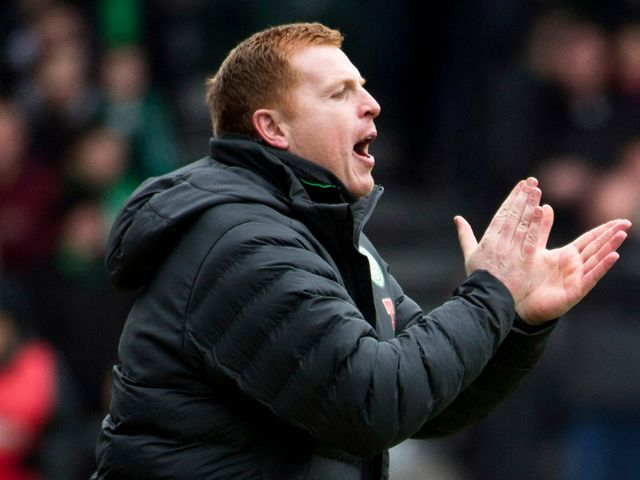 Neil Lennon: Happy with his side's performance