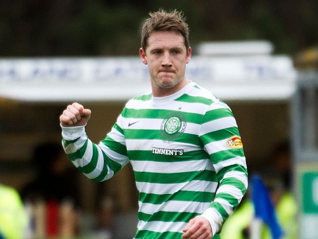 Kris Commons: Has a chance of featuring at Parkhead