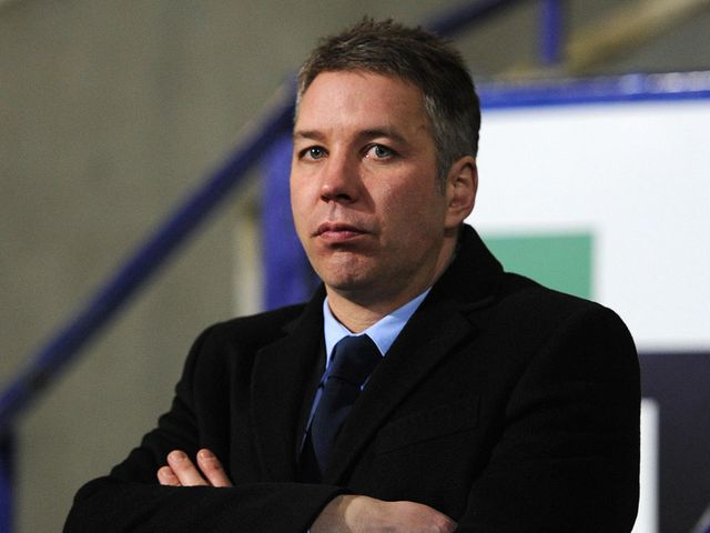 Darren Ferguson: Saw his side lose 1-0 at Bolton