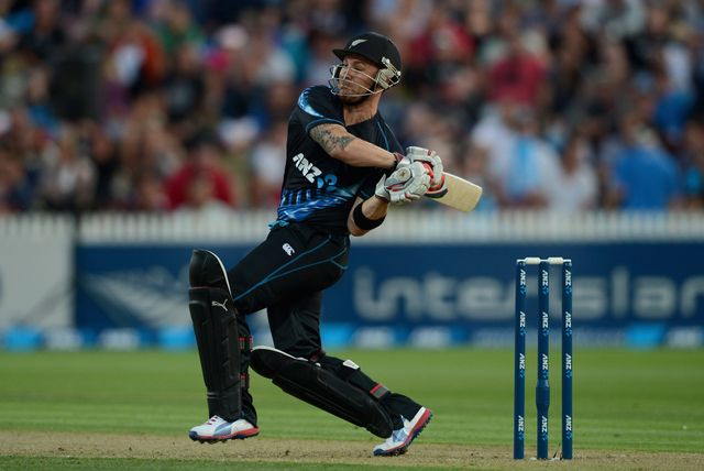 Brendon McCullum: Hammered 74 in big victory