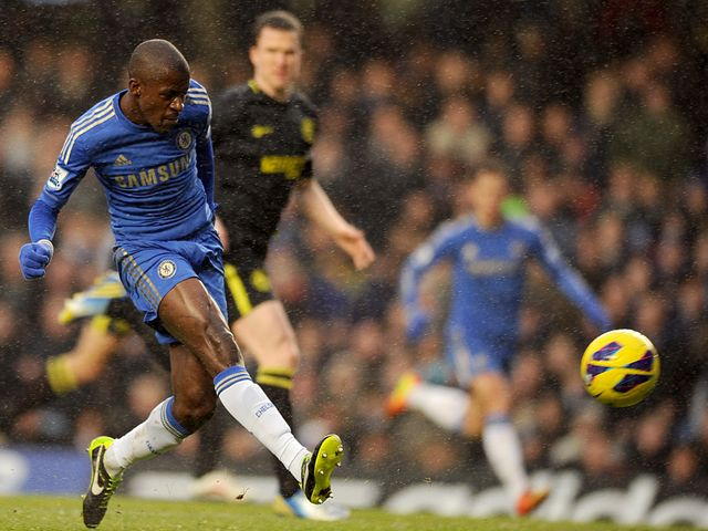 Ramires opens the scoring at Stamford Bridge
