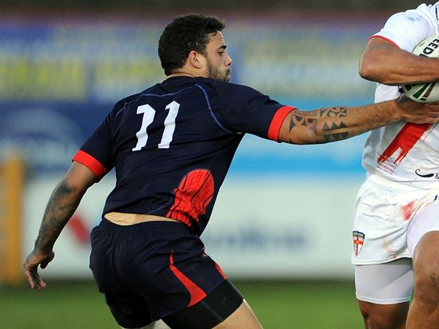 Kevin Larroyer: Returns to Catalan squad this weekend