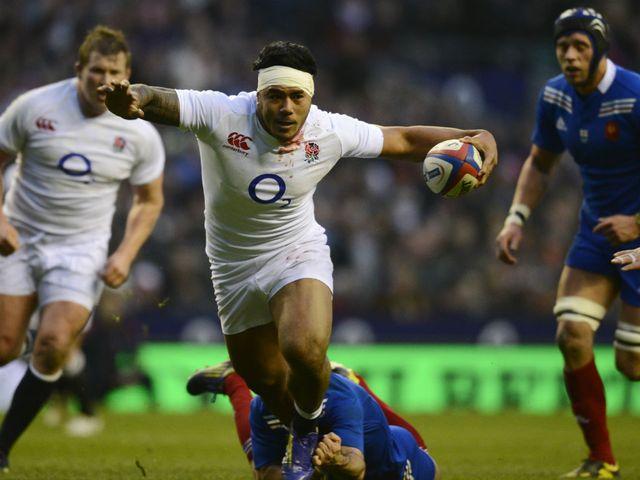 Tuilagi scores England's try
