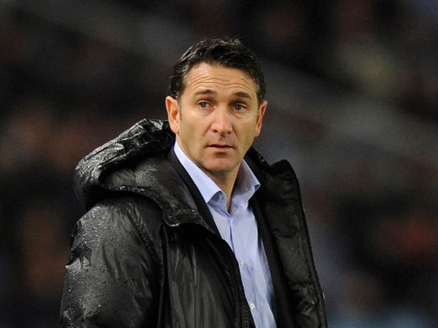 Philippe Montanier: Knows the pressure will keep mounting