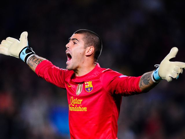 Victor Valdes: A transfer target for Arsenal