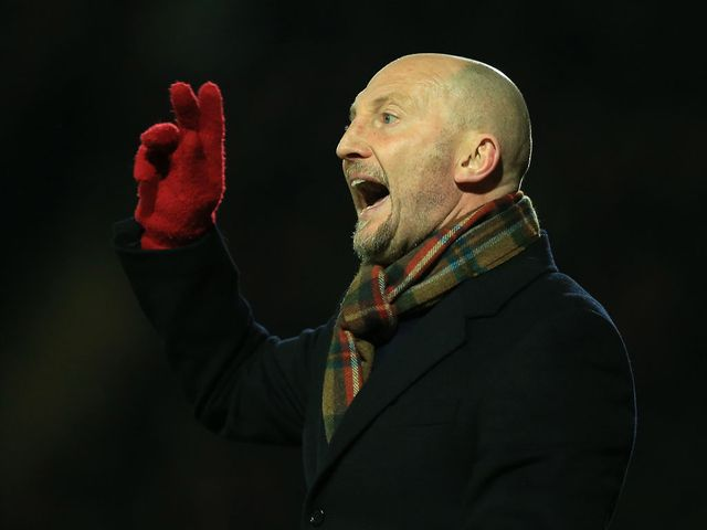 Ian Holloway: Saw his side battle back from two goals down