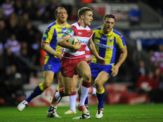 Shaun Wane was impressed by Wigan's display