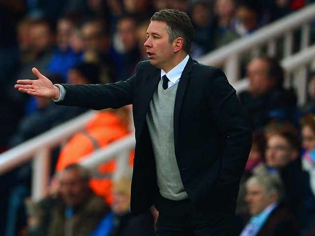 Darren Ferguson: Pleased with his side's recent run