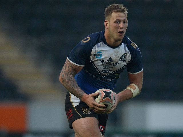 Joe Westerman: Secured victory for Hull FC