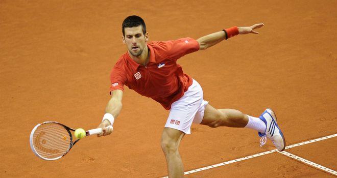 Novak Djokovic: winning return to action after Australian Open triumph