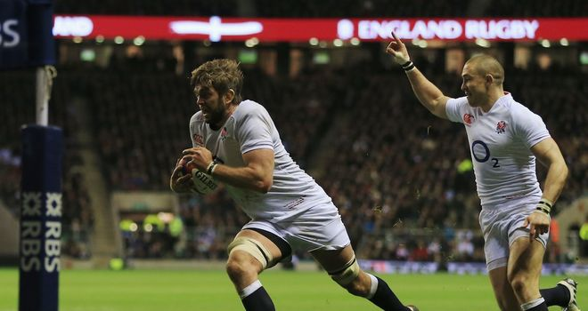Geoff Parling: The lock wants England to fix bits of detail in their play