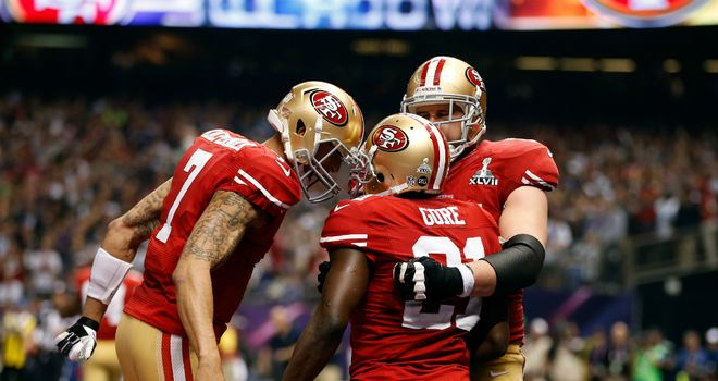 San Francisco 49ers are still the team to beat in the NFC West