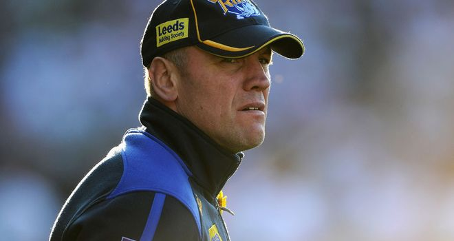 Brian McDermott: Win doesn't fix everything