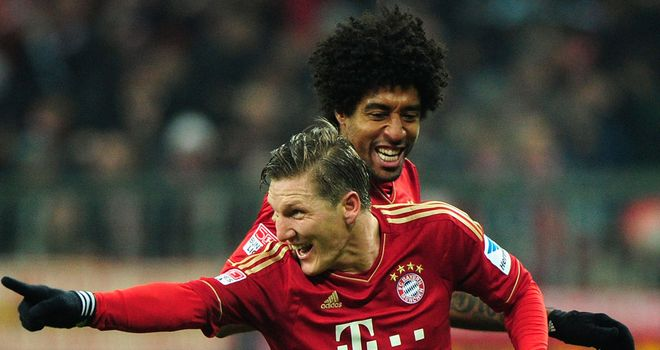 Bastian Schweinsteiger: Set to return