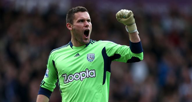 Ben Foster: Back in England squad
