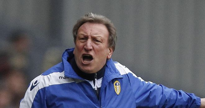 Neil Warnock: Handed contract to Leeds striker Walters